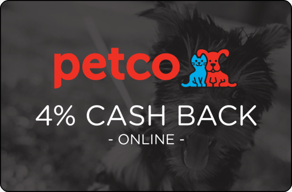 $0.00 for Petco (expiring on Thursday, 04/04/2019). Offer available at Petco.com.