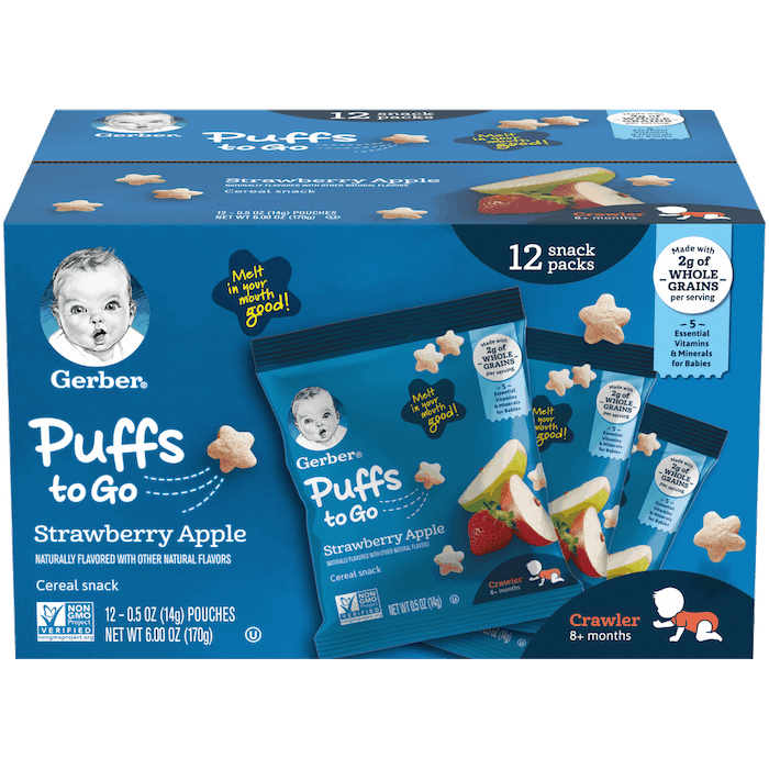 $2.50 for Gerber Value Pack (expiring on Saturday, 07/18/2020). Offer available at Walmart, Walmart Grocery.
