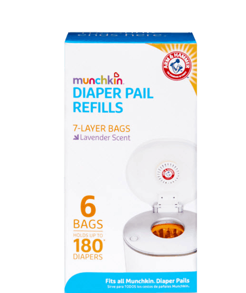 1 00 For Munchkin Arm Hammer Diaper Pail Bag Refill Offer Available At Multiple