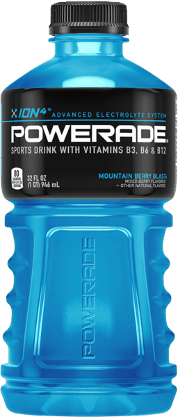 $1.00 for Powerade® or Powerade Zero® Sports Drink (expiring on Saturday, 03/31/2018). Offer available at Farm Fresh, Shoppers Food, Shop 'n Save.