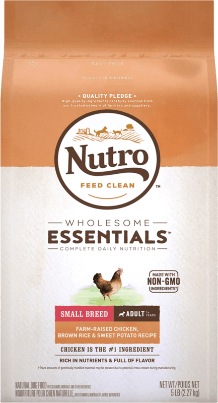 $2.00 for NUTRO™ WHOLESOME ESSENTIALS™ Dry Dog Food (expiring on Monday, 05/31/2021). Offer available at Kroger.