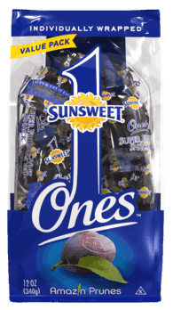 $1.00 for Sunsweet Ones. Offer available at multiple stores.