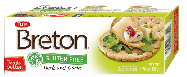 $1.00 for Breton® Crackers (expiring on Tuesday, 10/31/2017). Offer available at Walmart.