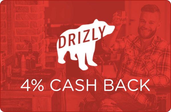 $0.00 for Drizly (expiring on Monday, 04/01/2019). Offer available at Drizly.