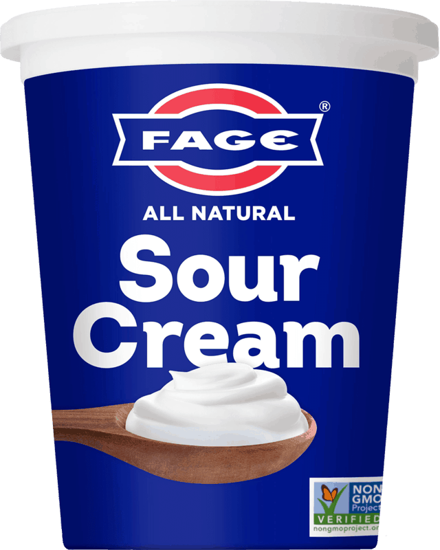 $0.65 for FAGE® Sour Cream (expiring on Saturday, 08/31/2019). Offer available at Tom Thumb, ShopRite, Randalls, Albertsons, Woodman's.