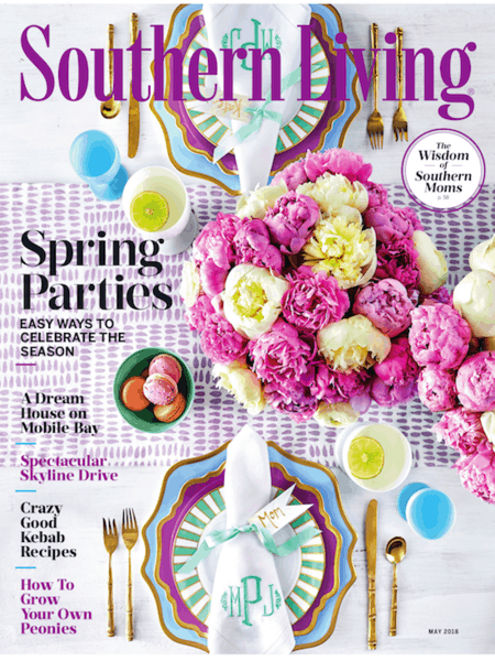 $1.00 for Southern Living® Magazine (expiring on Friday, 11/02/2018). Offer available at Walmart.