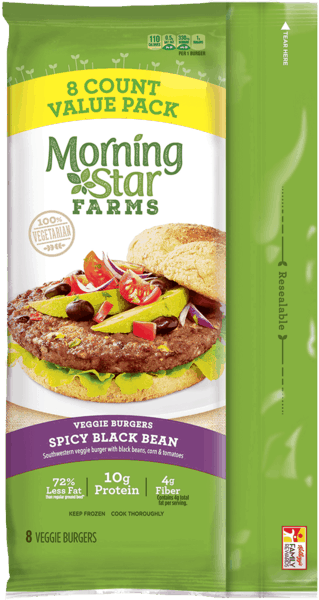 $1.00 for MorningStar Farms® Veggie Burgers (expiring on Wednesday, 01/02/2019). Offer available at Walmart.