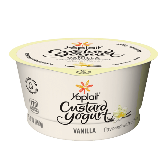 $1.00 for Yoplait® Custard Yogurt (expiring on Tuesday, 05/30/2017). Offer available at H-E-B.