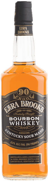 $4.00 for Ezra Brooks. Offer available at multiple stores.