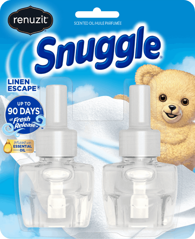 $1.50 for Renuzit® Snuggle® Oil Refills (expiring on Thursday, 04/02/2020). Offer available at multiple stores.