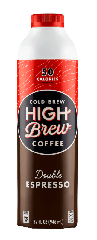 $1.00 for High Brew Cold Brew Coffee (expiring on Wednesday, 10/02/2019). Offer available at multiple stores.