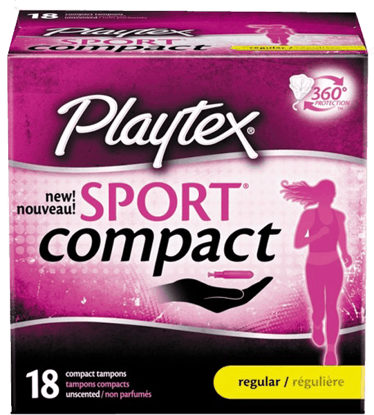 $1.00 for Playtex® Sport® Tampons (expiring on Wednesday, 01/31/2018). Offer available at Walmart.