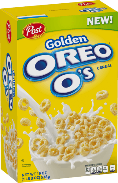 $0.75 for Golden Oreo O's® (expiring on Saturday, 02/02/2019). Offer available at Walmart.