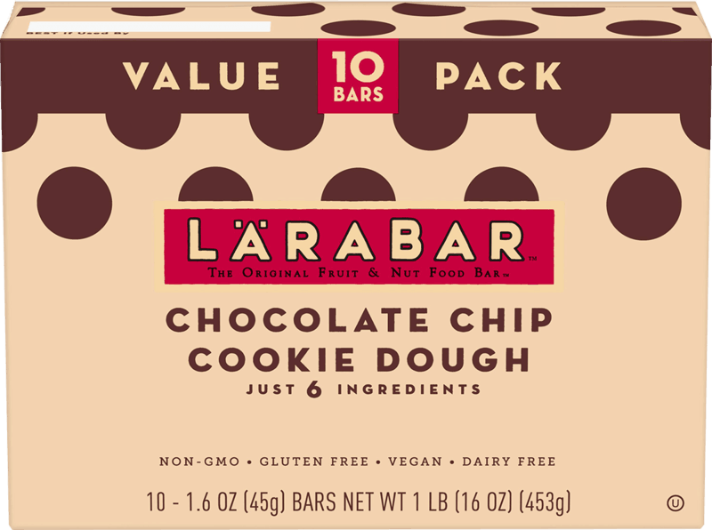 $2.00 for LÄRABAR®. Offer available at Walmart.
