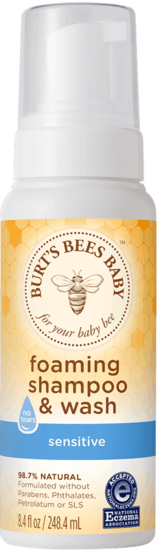 $1.50 for Burt's Bees Baby® Sensitive line. Offer available at Walmart.