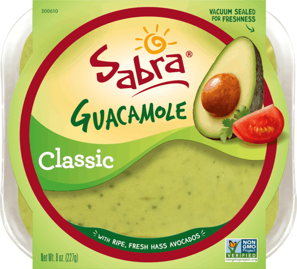 $0.50 for Sabra® Guacamole (expiring on Friday, 10/20/2017). Offer available at multiple stores.