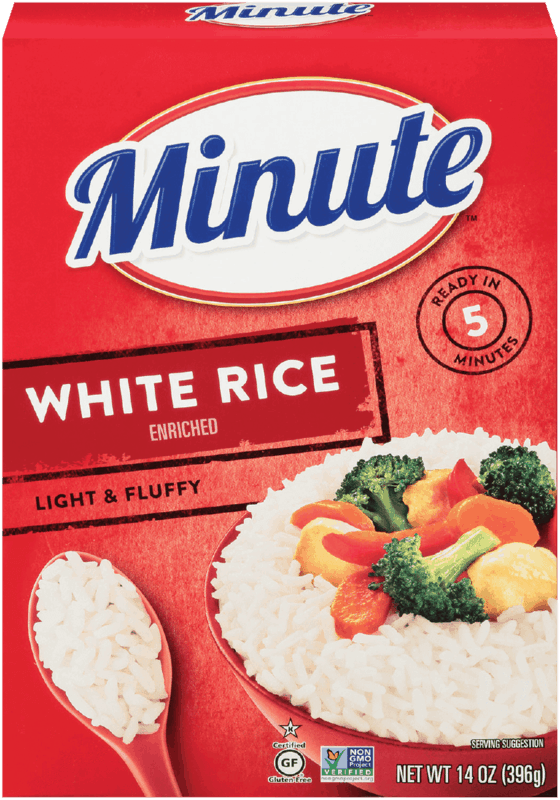 $0.50 for Instant Minute® Rice. Offer available at Walmart.