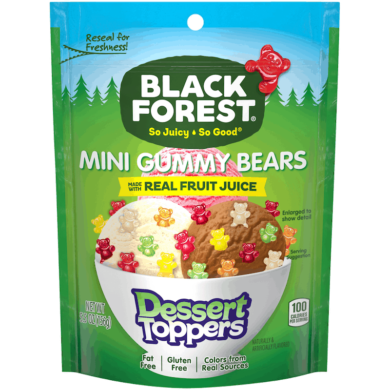 $0.50 for Dessert Toppers. Offer available at Walmart, Walmart Grocery.