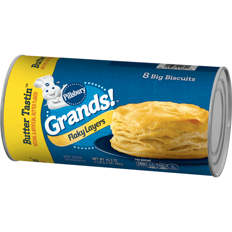 $0.40 for Pillsbury Grands!. Offer available at Walmart.