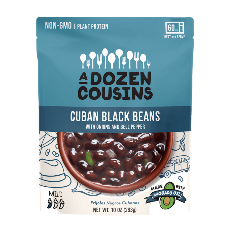$1.00 for A Dozen Cousins Beans (expiring on Saturday, 10/31/2020). Offer available at Whole Foods Market®.