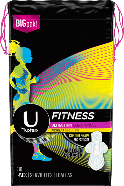 $1.50 for U by Kotex®. Offer available at Walmart.