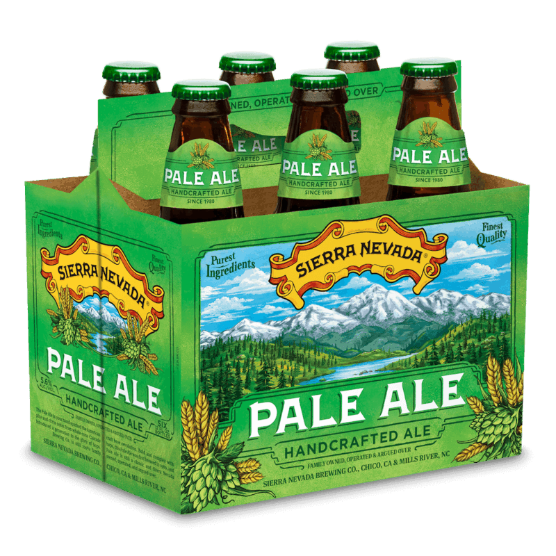 $1.00 for Sierra Nevada® (expiring on Friday, 11/01/2019). Offer available at multiple stores.