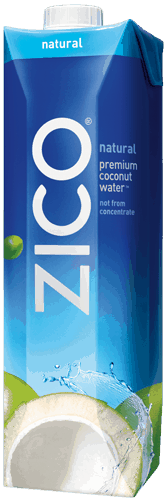 $1.00 for ZICO® Coconut Water. Offer available at multiple stores.