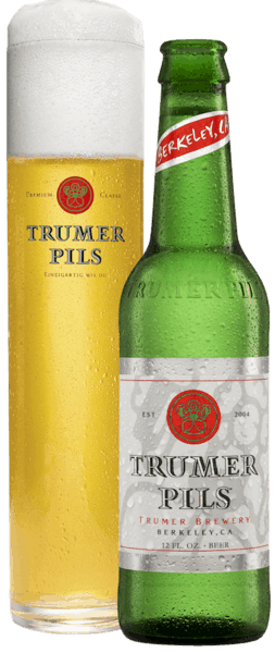 $1.00 for Trumer Pils (expiring on Saturday, 05/05/2018). Offer available at Any Restaurant, Any Bar.
