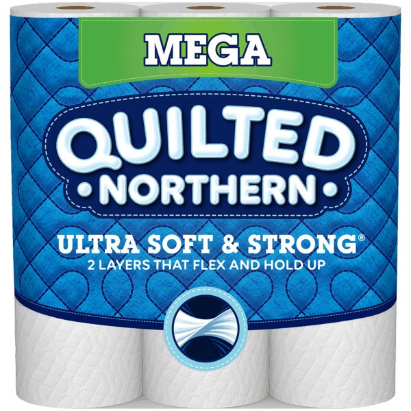 $0.50 for Quilted Northern® Toilet Paper (expiring on Tuesday, 12/04/2018). Offer available at Fry's.