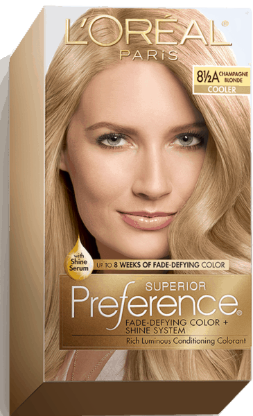 $2.00 for L'Oréal Paris® Superior Preference Hair Color. Offer available at multiple stores.