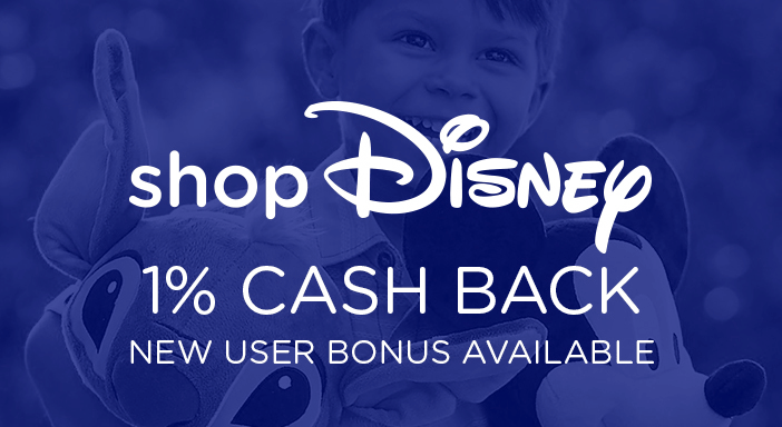$0.00 for shopDisney (expiring on Monday, 06/01/2020). Offer available at shopDisney.