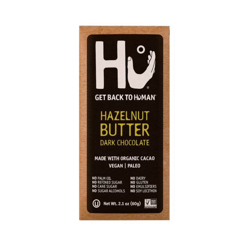 $1.00 for Hu Chocolate Bars (expiring on Sunday, 02/28/2021). Offer available at multiple stores.