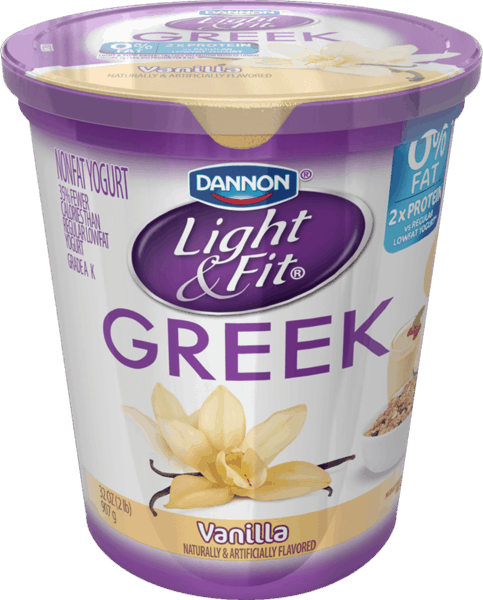 $1.00 for Dannon® Light & Fit® Greek Yogurt (expiring on Saturday, 06/02/2018). Offer available at Sam's Club.
