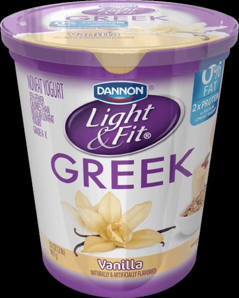 $1.00 for Dannon® Light & Fit® Greek Yogurt (expiring on Thursday, 08/02/2018). Offer available at Sam's Club.