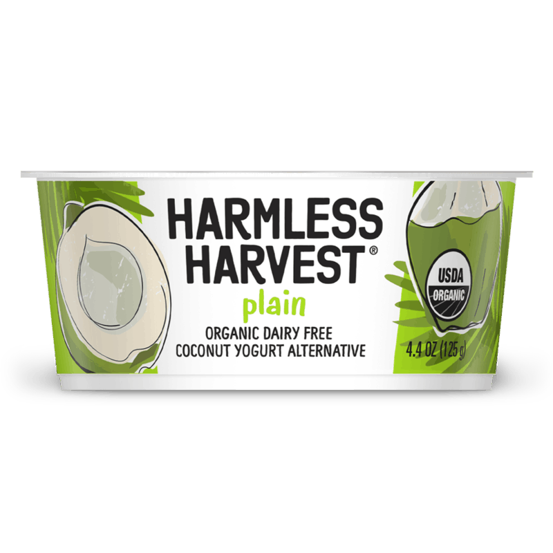 $0.50 for Harmless Harvest Yogurt (expiring on Friday, 02/28/2020). Offer available at Whole Foods Market®.