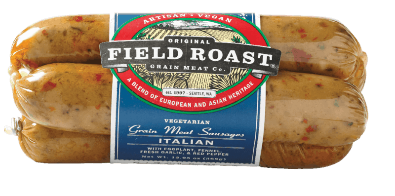 $1.25 for Field Roast® and Chao plant-based meats and cheeses (expiring on Wednesday, 10/02/2019). Offer available at multiple stores.