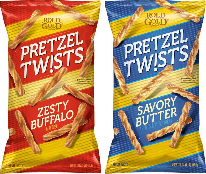 $0.25 for Rold Gold Flavored Pretzel Twists (expiring on Friday, 09/10/2021). Offer available at Walmart, Walmart Pickup & Delivery.