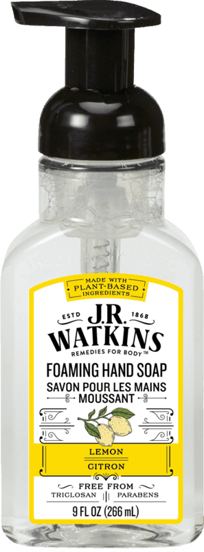 $1.25 for J.R. Watkins Hand Soap (expiring on Tuesday, 04/28/2020). Offer available at multiple stores.