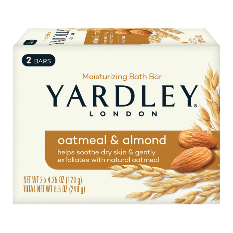 $0.50 for Yardley 2Bar Soap (expiring on Wednesday, 03/31/2021). Offer available at H-E-B, H-E-B Online.