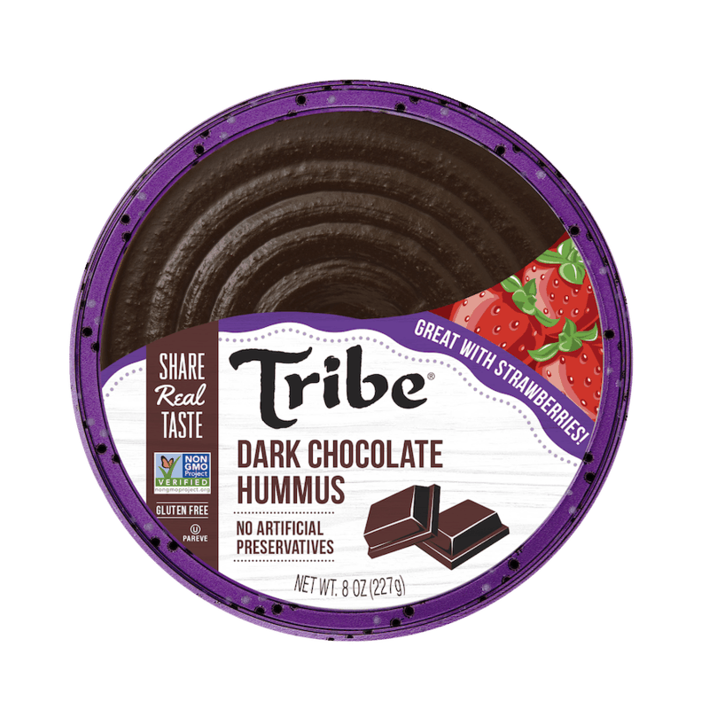 $1.00 for Tribe Hummus (expiring on Wednesday, 05/06/2020). Offer available at Walmart, Walmart Grocery.