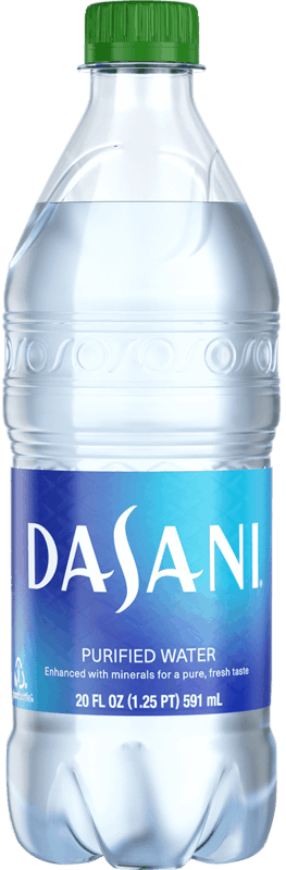 $0.25 for Dasani Purified Water (expiring on Saturday, 08/07/2021). Offer available at multiple stores.
