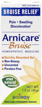$2.00 for Boiron® Arnicare® Bruise (expiring on Wednesday, 08/01/2018). Offer available at CVS Pharmacy, Rite Aid, Meijer, H-E-B.