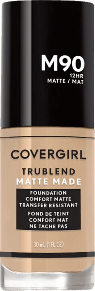 $3.00 for COVERGIRL® TruBlend Matte Made Foundation. Offer available at Walmart.