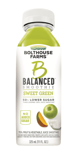 $0.50 for Bolthouse Farms® B Line Beverages (expiring on Friday, 07/13/2018). Offer available at Walmart.