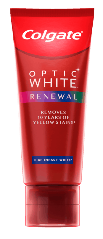 $2.00 for Colgate® Optic White Renewal Toothpaste (expiring on Sunday, 12/20/2020). Offer available at Walmart, Walmart Grocery.