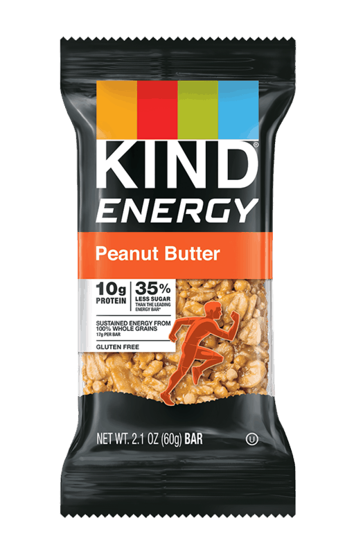 $1.00 for KIND Energy Singles (expiring on Thursday, 01/07/2021). Offer available at multiple stores.