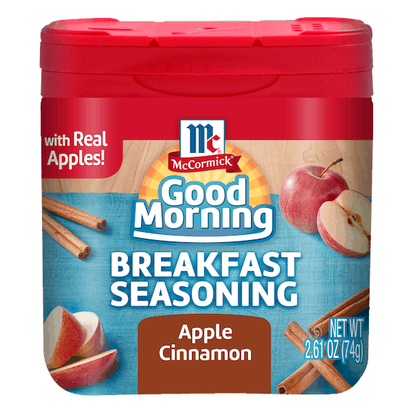 $0.75 for McCormick® Good Morning Breakfast Seasonings (expiring on Saturday, 06/30/2018). Offer available at multiple stores.