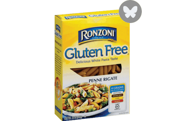 $1.00 for Ronzoni® Gluten Free Pasta (expiring on Saturday, 03/31/2018). Offer available at multiple stores.