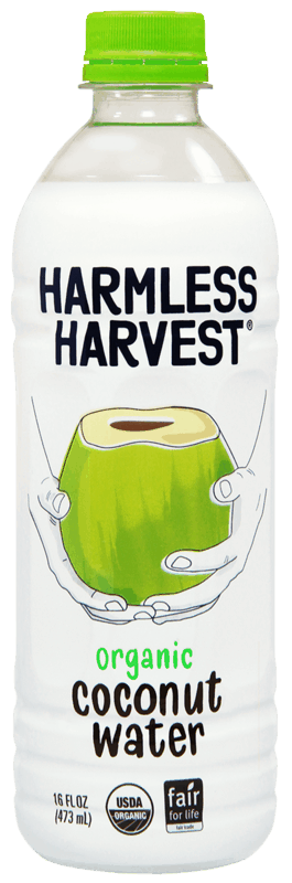 $1.00 for Harmless Harvest Coconut Water (expiring on Thursday, 09/23/2021). Offer available at Walmart, Walmart Pickup & Delivery.