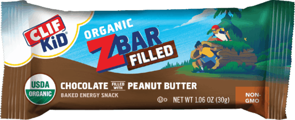 $0.25 for CLIF Kid Zbar Filled. Offer available at Walmart.